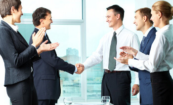 Business Meeting Applause